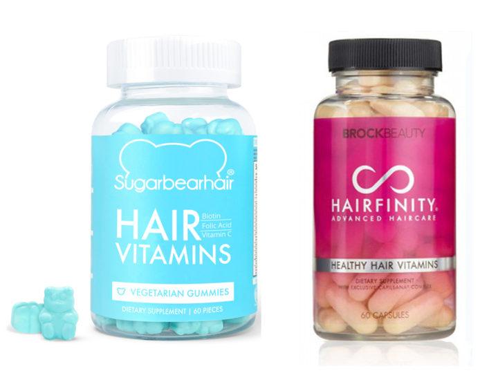 SugarBearHair vs Hairfinity