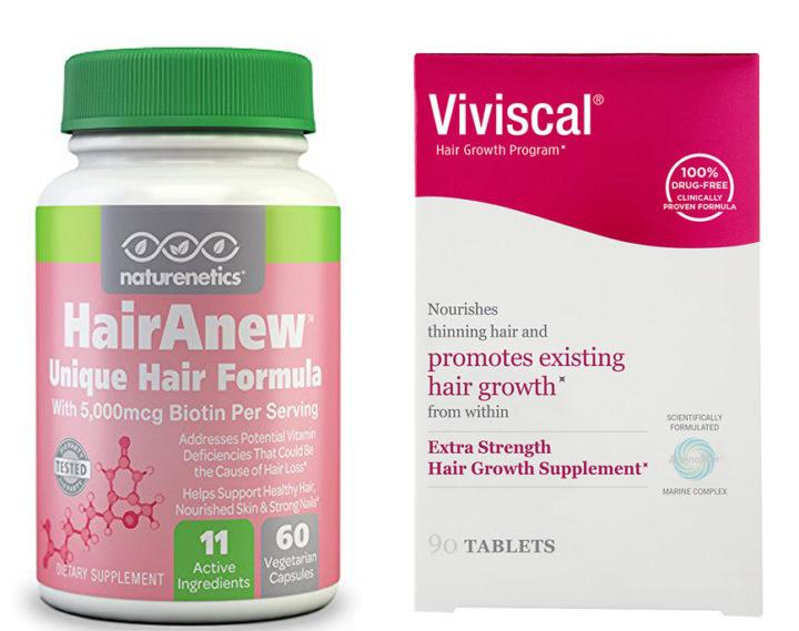 HairAnew vs Viviscal