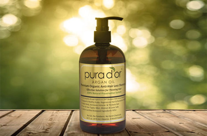 Pura D'or Argan Oil vs Rosehip Oil