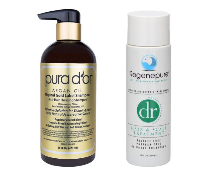 Pura D'or vs Regenepure