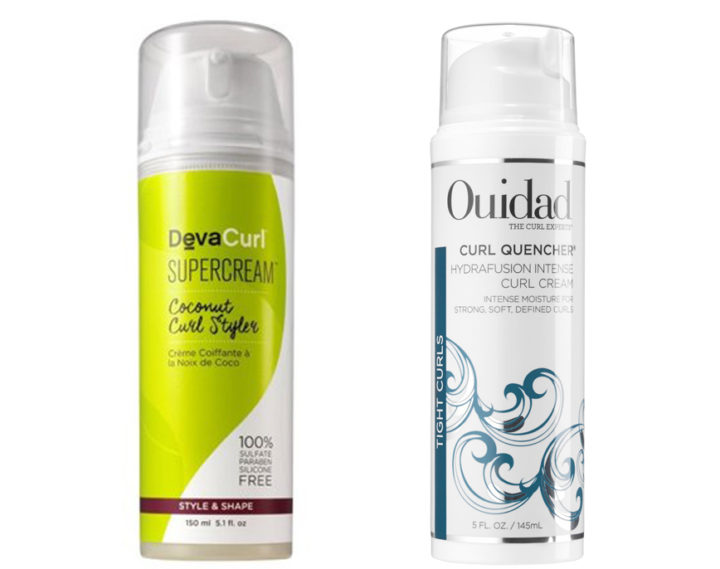 DevaCurl vs Ouidad Products