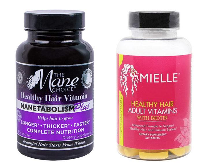 Mane Choice vs Mielle