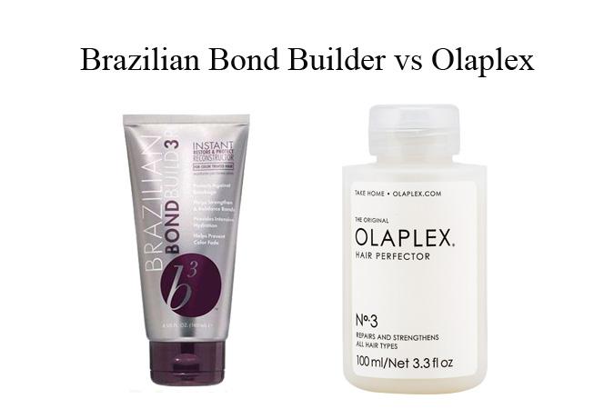 Brazilian Bond Builder vs Olaplex