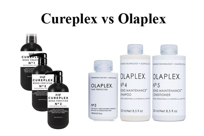 Cureplex vs Olaplex