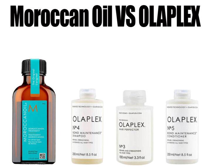Moroccan Oil vs Olaplex