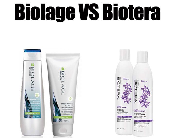 Biolage Vs Biotera