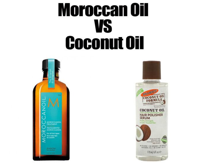 Moroccan Oil vs Coconut Oil